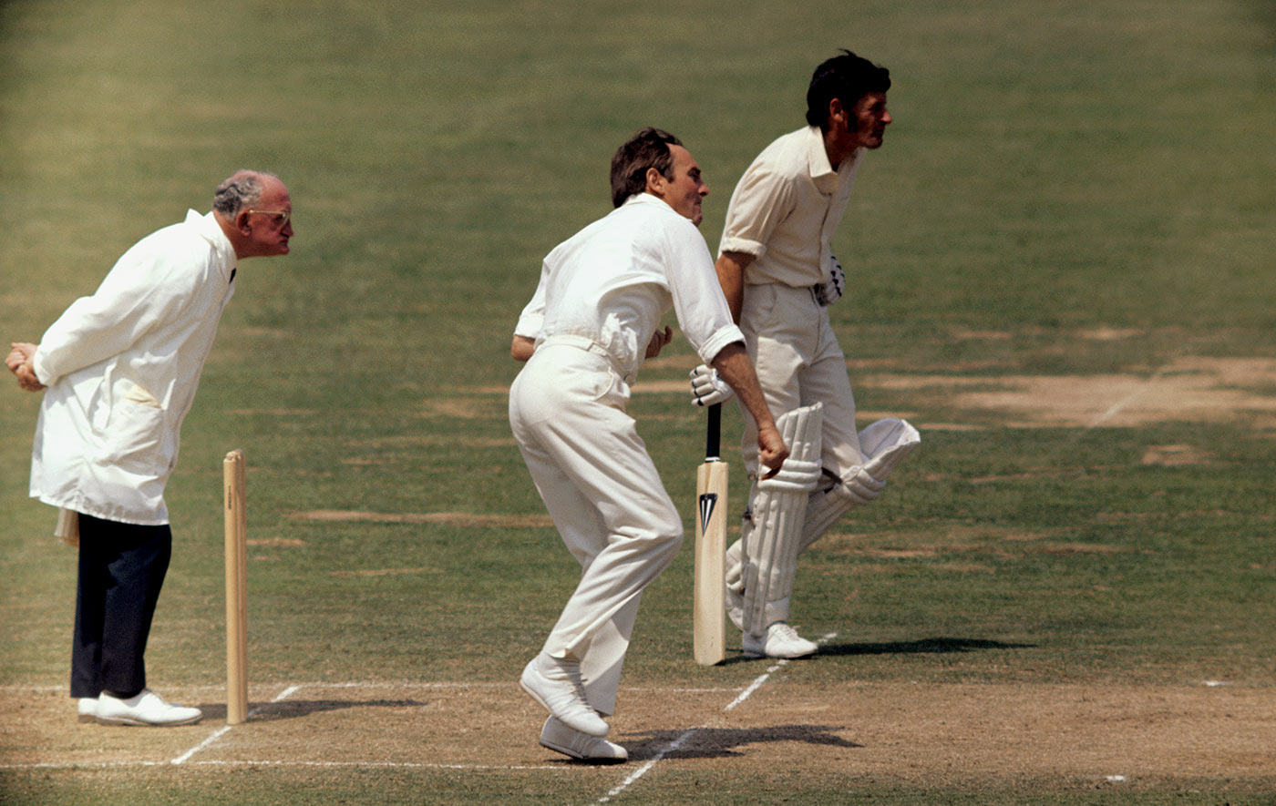 Illingworth took 122 wickets in 61 Tests with his offspin*