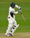 Brett D'Oliveira runs the ball away, Glamorgan v Worcestershire, County Championship, Division Two, Cardiff, 2nd day, May 9, 2016