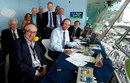 The Test Match Special team celebrates its 50th anniversary, Lord's, May 17, 2007