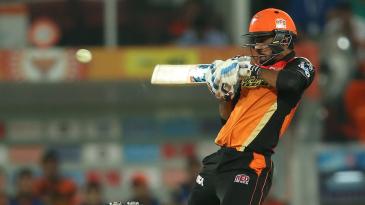 Deepak Hooda steers the ball late