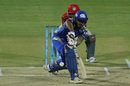 Nitish Rana scored 25 off 28 balls, Mumbai Indians v Kings XI Punjab, IPL 2016, Visakhapatnam, May 13, 2016