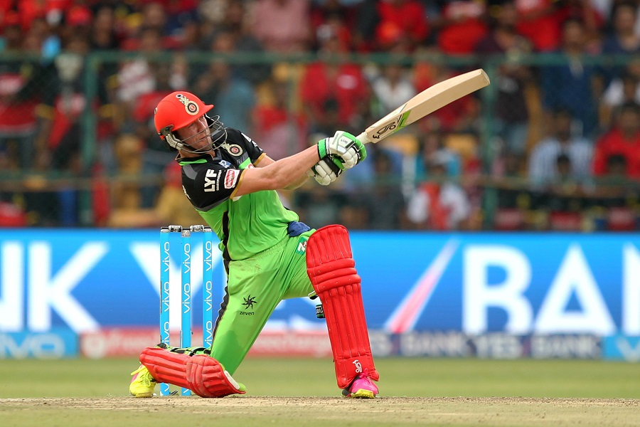 ab de villiers virat kohli tons in record ipl win for rcb cricket