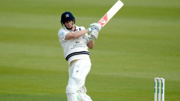 Adam Voges returned after a lay-off for concussion