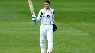 Joe Denly made a superb century