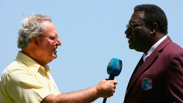 Tony Cozier interviews Clive Lloyd