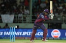 Usman Khawaja whips one away to the leg side, Rising Pune Supergiants v Delhi Daredevils, IPL 2016, Visakhapatnam, May 17, 2016