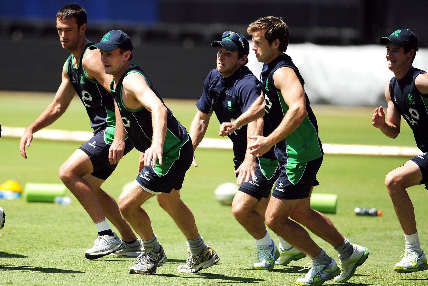 There is growing acceptance for cricket in Ireland despite its English roots