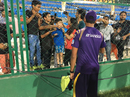 Ankit Rajpoot poses for selfies with excited fans, Kanpur, May 18, 2016