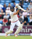 James Vince made 9 in his maiden Test innings, England v Sri Lanka, 1st Test, Headingley, 1st day, May 19, 2016