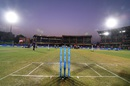The Green Park pitch lived up to its name, Gujarat Lions v Kolkata Knight Riders, IPL 2016, Kanpur, May 19, 2016