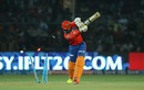 Dinesh Karthik is cleaned up by Morne Morkel, Gujarat Lions v Kolkata Knight Riders, IPL 2016, Kanpur, May 19, 2016