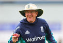 Trevor Bayliss, England's coach, conducts training, England v Sri Lanka, 1st Investec Test, Headingley, 1st day, May 19, 2016