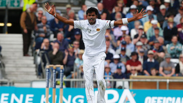 Dushmantha Chameera rattled England's lower order