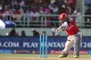 M Vijay drives through the off side, Rising Pune Supergiants v Kings XI Punjab, IPL 2016, Visakhapatnam, May 21, 2016