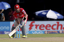 M Vijay attempts to work the ball fine, Rising Pune Supergiants v Kings XI Punjab, IPL 2016, Visakhapatnam, May 21, 2016
