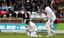 James Vince dropped Kusal Mendis on 47, England v Sri Lanka, 1st Test, Headingley, 3rd day, May 21, 2016