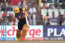 Robin Uthappa made 25 off 17 balls, Kolkata Knight Riders v Sunrisers Hyderabad, IPL 2016, Kolkata, May 22, 2016