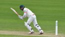 Paul Horton works into the leg side, Glamorgan v Leicestershire, County Championship, Division Two, Cardiff, April 18, 2016