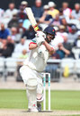 Tom Smith struck a fifty opening the batting on his comeback, Lancashire v Surrey, County Championship, Division One, Old Trafford, 2nd day, May 23, 3016