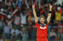 Shane Watson took 4 for 29, including two in two balls, Gujarat Lions v Royal Challengers Bangalore, IPL 2016, Qualifier 1, Bangalore, May 24, 2016