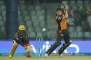 Moises Henriques scored 31 off 21 balls, Sunrisers Hyderabad v Kolkata Knight Riders, IPL 2016, Delhi, May 25, 2016