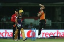 Moises Henriques took 2 for 17 in three overs, Sunrisers Hyderabad v Kolkata Knight Riders, IPL 2016, Delhi, May 25, 2016