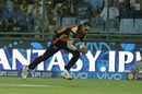 Shikhar Dhawan takes a catch of Suryakumar Yadav, Sunrisers Hyderabad v Kolkata Knight Riders, IPL 2016, Delhi, May 25, 2016