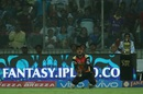 Vijay Shankar takes a catch to dismiss Gautam Gambhir, Sunrisers Hyderabad v Kolkata Knight Riders, IPL 2016, Delhi, May 25, 2016