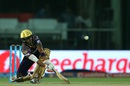 Suryakumar Yadav plays the paddle sweep, Sunrisers Hyderabad v Kolkata Knight Riders, IPL 2016, Delhi, May 25, 2016
