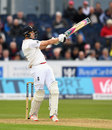 Nick Compton top edged a hook, England v Sri Lanka, 2nd Test, Chester-le-Street, 1st day, May 27, 2016