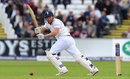 Jonny Bairstow made a busy start his innings, England v Sri Lanka, 2nd Test, Chester-le-Street, 1st day, May 27, 2016
