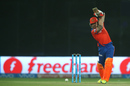 Brendon McCullum plays an off drive, Sunrisers Hyderabad v Gujarat Lions, IPL 2016, Delhi, May 27, 2016