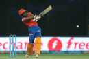Dwayne Bravo mistimes a slog across the line, Sunrisers Hyderabad v Gujarat Lions, IPL 2016, Delhi, May 27, 2016