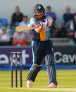 Wes Durston cracked a rapid 47, Northamptonshire v Derbyshire, NatWest T20 Blast, North Group, Wantage Road, May 27, 2016