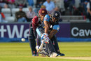 Chesney Hughes fell four short of a half-century, Northamptonshire v Derbyshire, NatWest T20 Blast, North Group, Wantage Road, May 27, 2016
