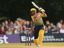 Shahid Afridi scored 8 off six balls after taking 2 for 27, Middlesex v Hampshire, NatWest T20 Blast, South Group, Uxbridge, May 27, 2016