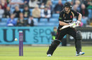 Kevin O'Brien struck 21 from 16 balls, Yorkshire v Leicestershire, NatWest T20 Blast, North Group, Headingley, May 27, 2016