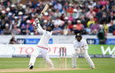 Moeen Ali cut loose after bringing up his century, England v Sri Lanka, 2nd Test, Chester-le-Street, 2nd day, May 28, 2016