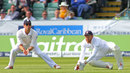 Jonny Bairstow took a low catch off Kaushal Silva, England v Sri Lanka, 2nd Test, Chester-le-Street, 2nd day, May 28, 2016