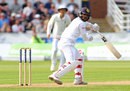 Dinesh Chandimal fell edging to slip, England v Sri Lanka, 2nd Test, Chester-le-Street, 2nd day, May 28, 2016