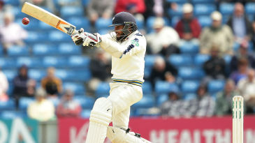 Adil Rashid fought back after a disastrous start for Yorkshire