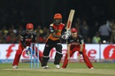 Shikhar Dhawan gave his side a quick start, Royal Challengers Bangalore v Sunrisers Hyderabad, IPL 2016, final, Bangalore, May 29, 2016