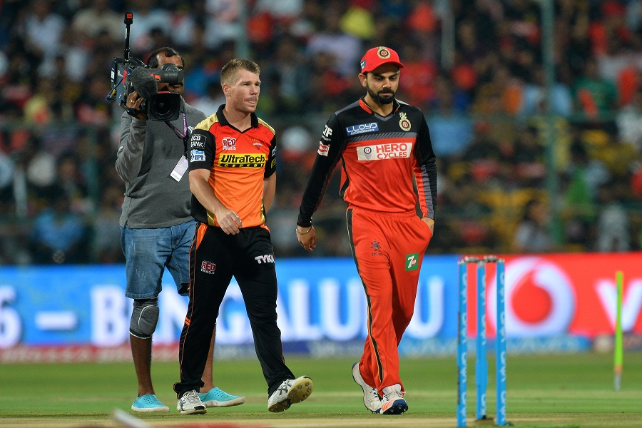 David Warner opted to bat in the final, to play up to Sunrisers Hyderabad's strength of defending totals