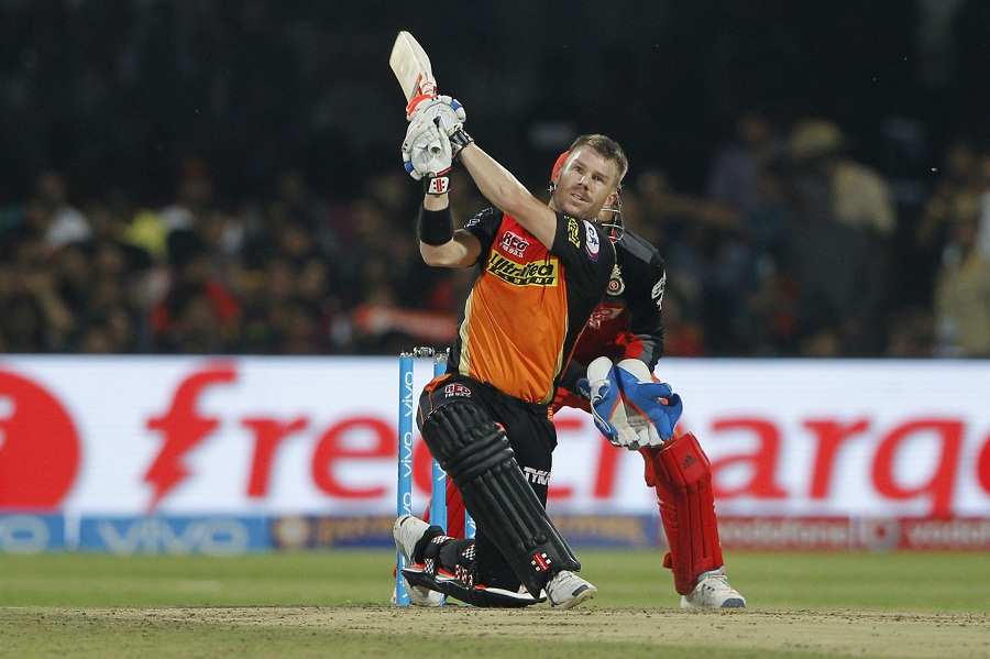 Warner continued his impressive form with a 38-ball 69, which included eight fours and three sixes. It was his ninth fifty in this IPL