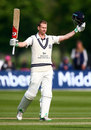 Adam Voges led Middlesex with a century, Middlesex v Hampshire, County Championship, Division One, Merchant Taylors' School, 1st day, May 29, 2016