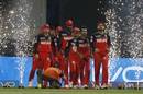 Virat Kohli leads his side onto the field, Royal Challengers Bangalore v Sunrisers Hyderabad, IPL 2016, final, Bangalore, May 29, 2016