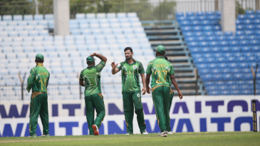 Mashrafe Mortaza returned figures of 6 for 42
