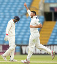 Tim Bresnan got rid of Haseeb Hameed, Yorkshire v Lancashire, County Championship, Division One, Headingley, 2nd day, May 30, 2016