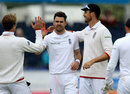 James Anderson finished with 5 for 58, England v Sri Lanka, 2nd Test, Chester-le-Street, 4th day, May 30, 2016