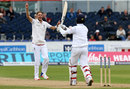 Stuart Broad finally removed Dinesh Chandimal for 126, England v Sri Lanka, 2nd Test, Chester-le-Street, 4th day, May 30, 2016
